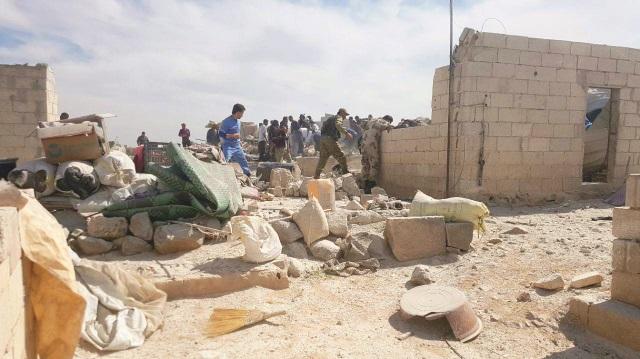 Suriye'de yine sivil katliamı: 26 ölü