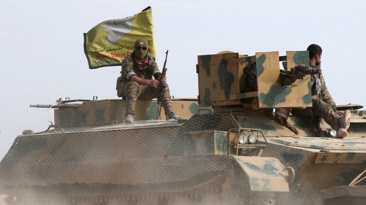 22 TIR silah desteği ve 250 asker gönderdiler