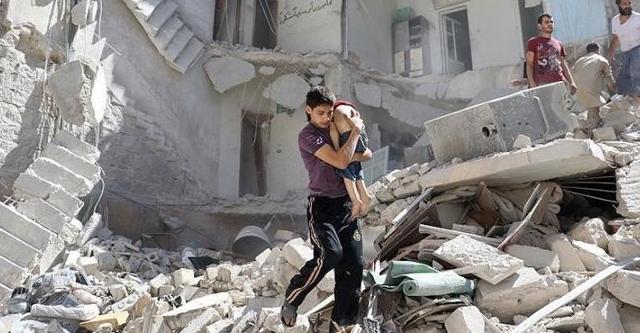 Esed rejimi Latamina'yı bombaladı