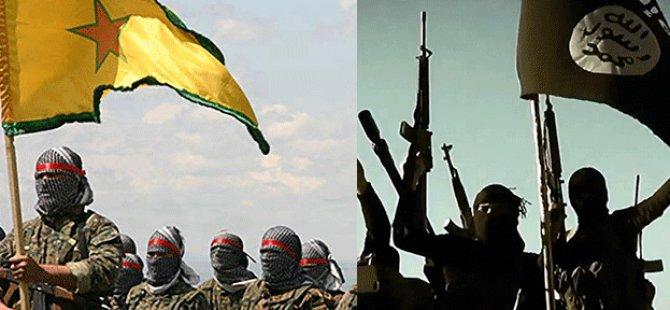 ABD'nin kirli oyunu: YPG-DAEŞ anlaşması deşifre oldu!