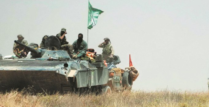 İran, Haşdi Şabi ve PKK'dan ittifak