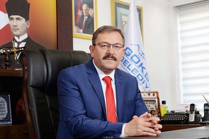 Başkan Aydın, basın demokratik ve şeffaf toplum olmaya katkı sağlar