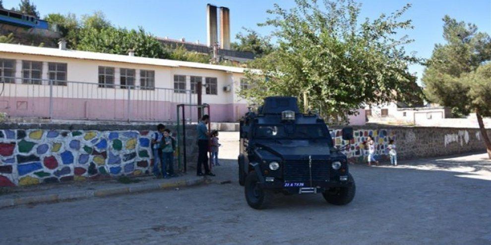 PKK'dan okul bahçesine hain tuzak!