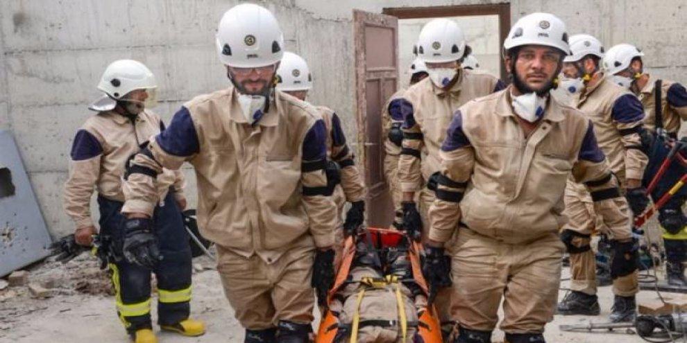 Suriye'de Beyaz Baretliler yetkilisi öldürüldü