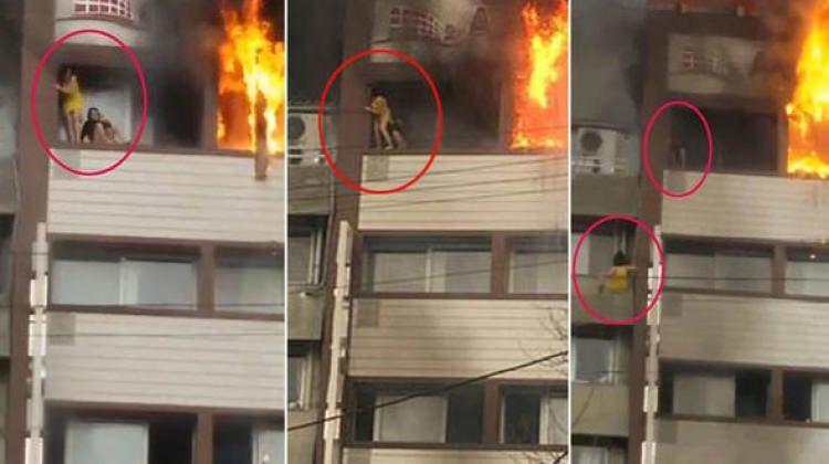 Oteldeki yangın dehşetinde çarpıcı detay!