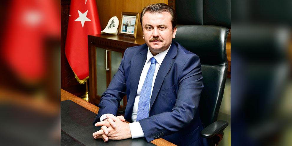 """Başkan Erkoç: """"Gönül dünyamıza da ışık saçmıştır"""""""