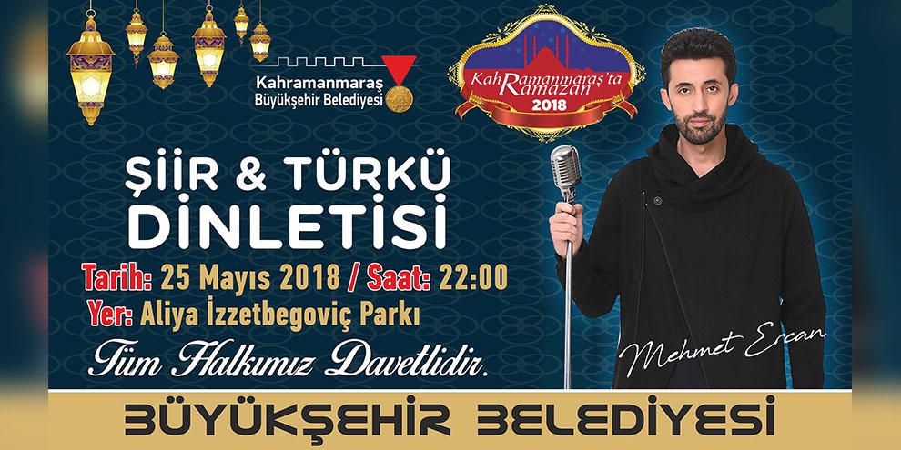 Büyükşehir'den Ramazan programları