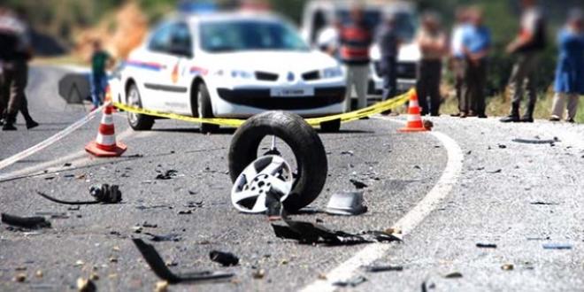 Korkunç kaza! 5 ölü, 2 yaralı