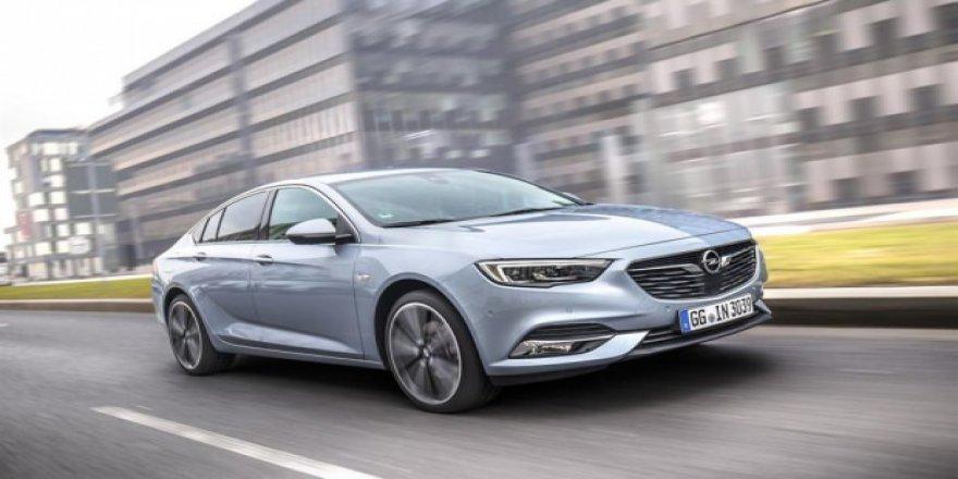 Opel Insignia artık daha güçlü