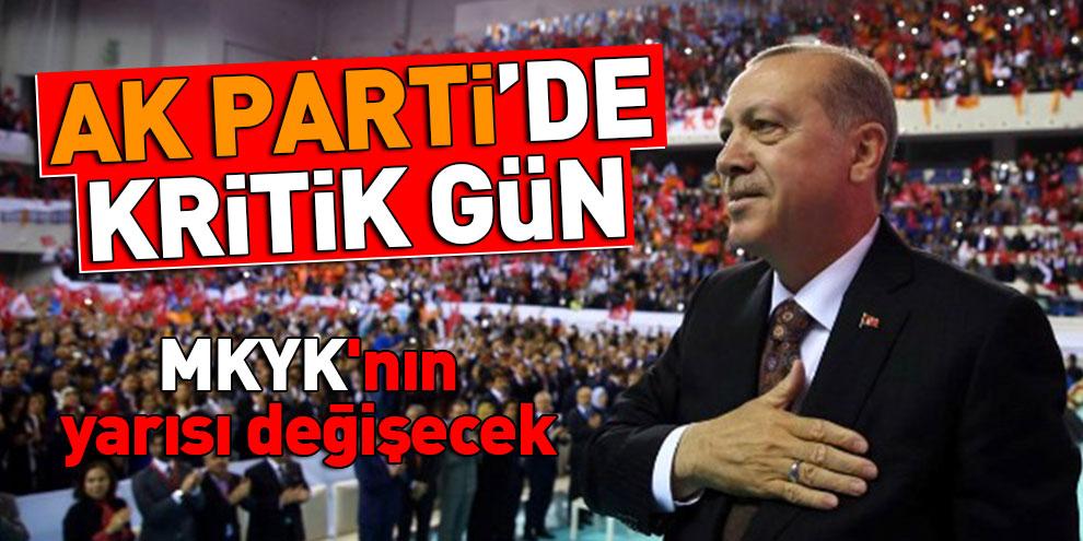AK Parti kongresinde MKYK'nın yarısı değişecek