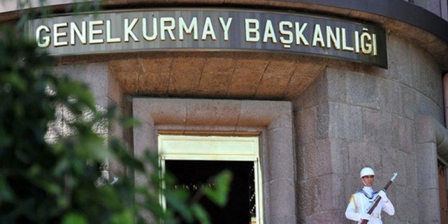 TSK: 62 terörist öldürüldü