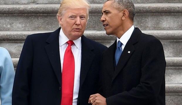 Obama suskunluğunu bozdu! Trump'a ağır sözler!