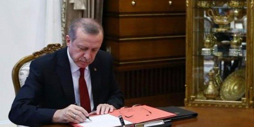 Resmi gazetede yayımlandı... Başkan Erdoğan'dan kritik atamalar!