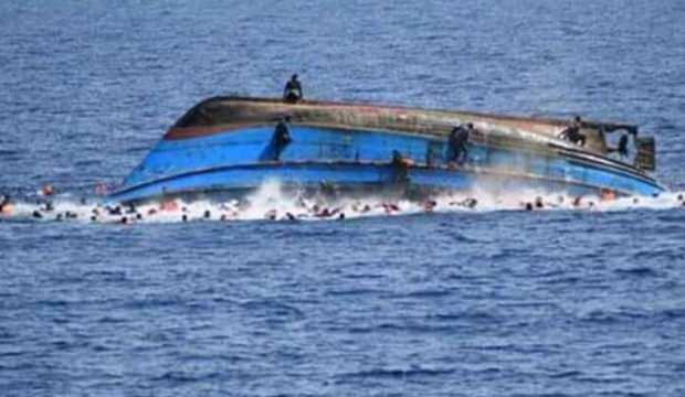 Feribot alabora oldu: 42 ölü, 200'den fazla kayıp