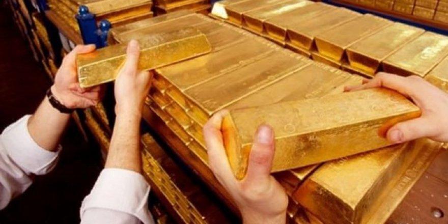 Merkez bankalarından altın hamlesi