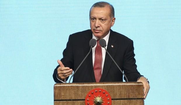 Erdoğan'dan sert mesaj: Kanları yerde kalmayacak