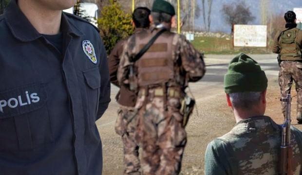 Polise, askere ve korucuya büyük müjde!