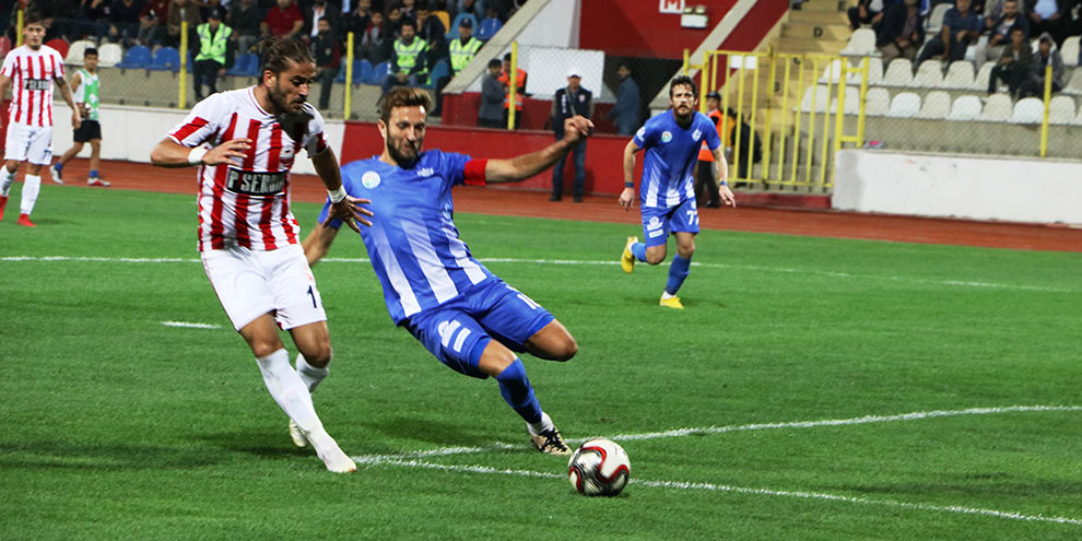 Kahramanmaraşspor ikinci galibiyetini aldı