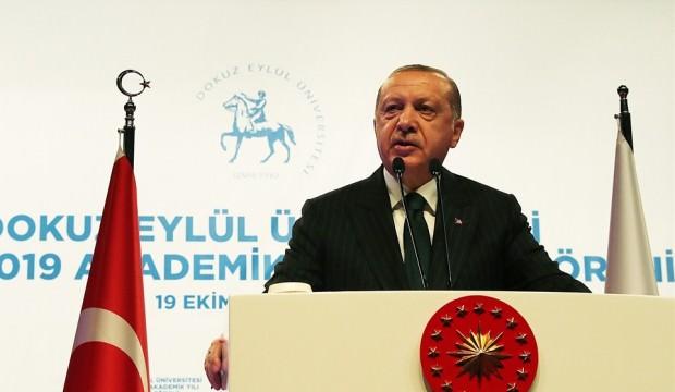 Erdoğan açıkladı: Dün gece bakanımızla da konuştum...