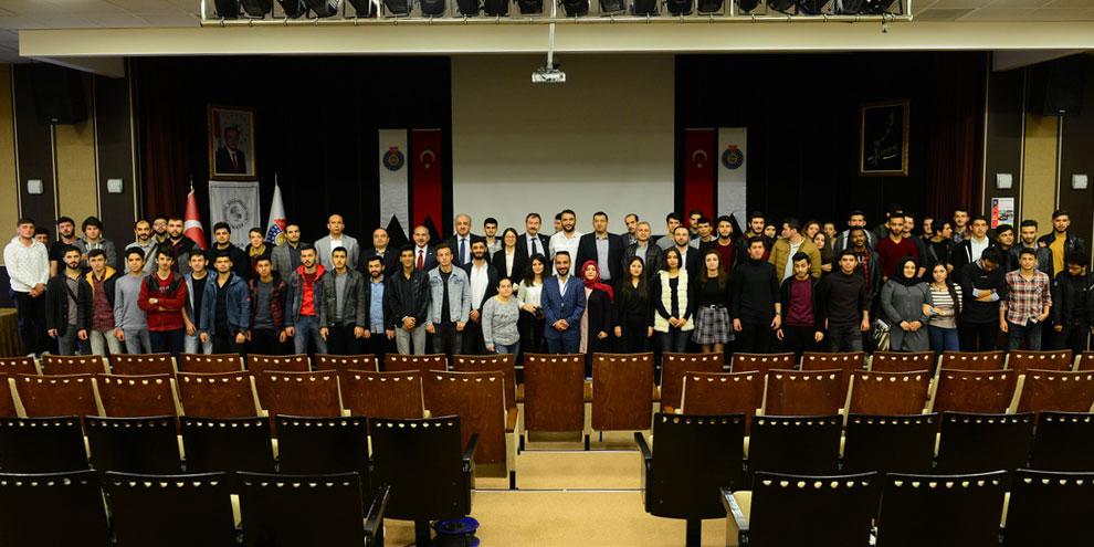 KSÜ'lü Genç Mühendis Adayları