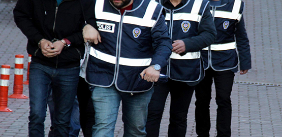 8 ilde başlatıldı! 135 kişiye gözaltı kararı