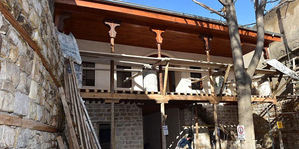 Dulkadiroğlu Belediyesi 4'üncü konağını restore ediyor