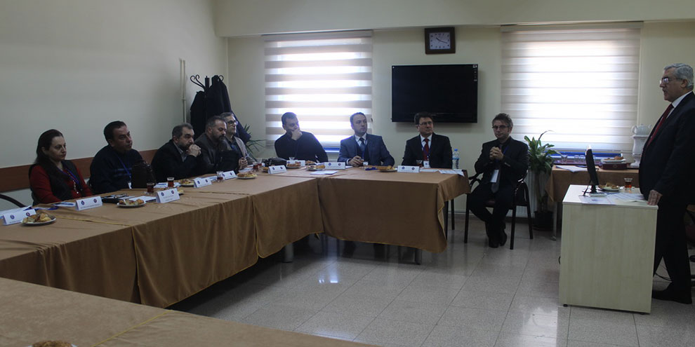 KSÜ'de Eğiticilerin Eğitimi Programı başlatıldı