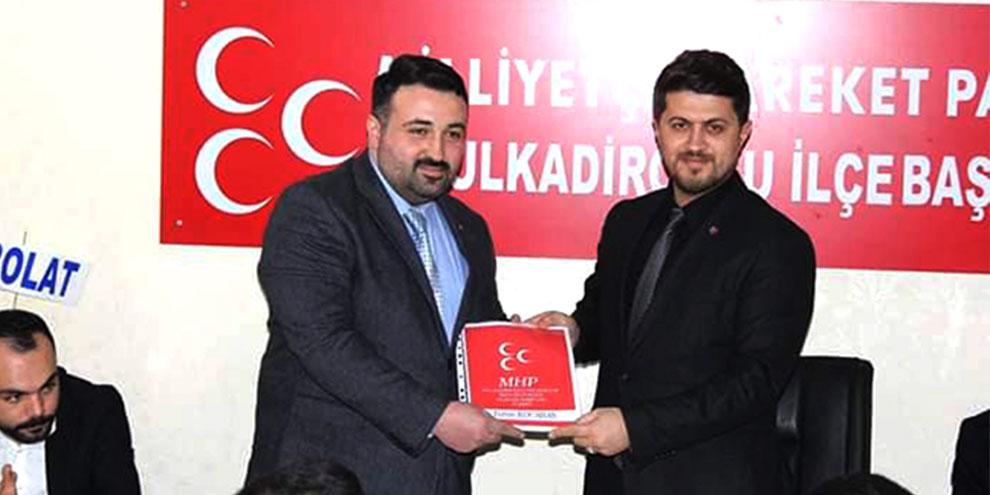 """Turan Kocabaş; """"Niyet hayır, Akıbet hayır olsun"""" dedi"""