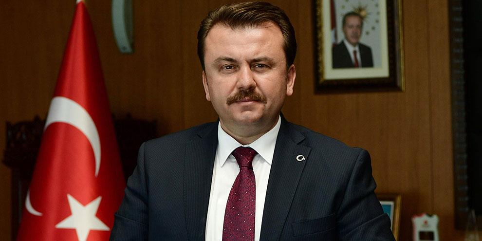 """Başkan Erkoç: """"Onların da farkında olalım"""""""