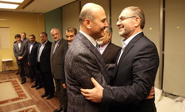 İran ile Türkiye birleşti