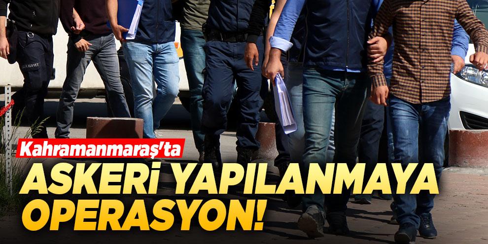 FETÖ'nün askeri mahrem yapılanmasında 9 tutuklama