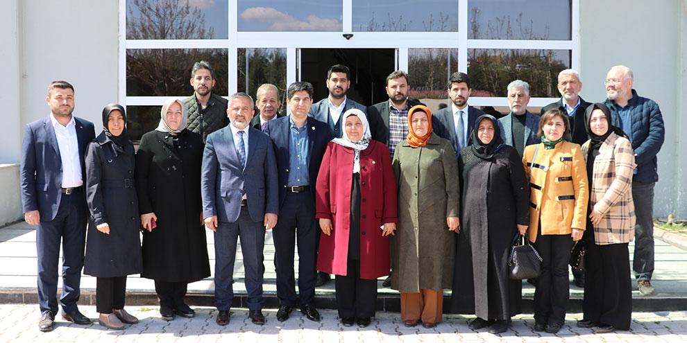 """AK Parti'li Öçal: """"Anadolu sermayesinin güçlenmesi, güçlü bir ekonominin işaretidir"""""""