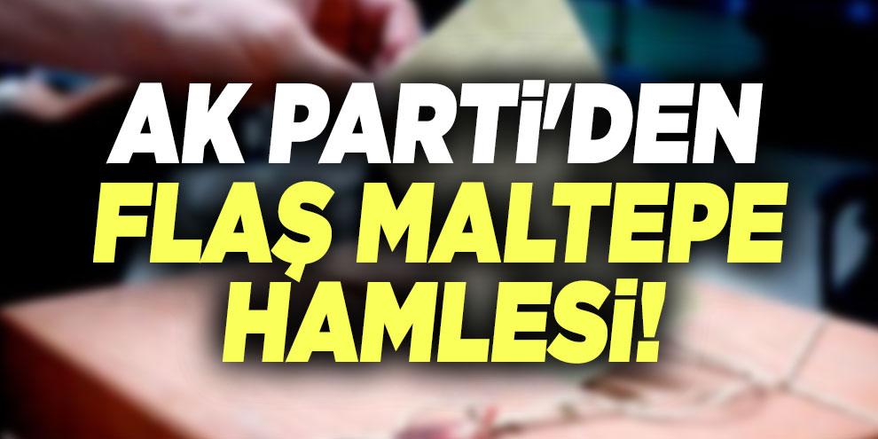 """Maltepe'de """"seçim usulsüzlükleri"""" iddiasını yargı çözecek!"""