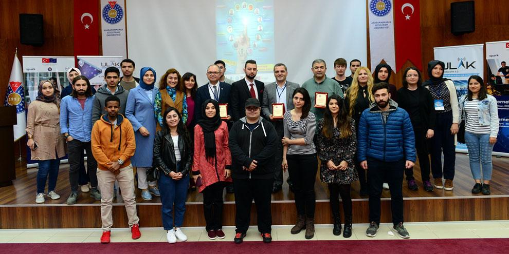 KSÜ öğrencileri bilişim uzmanlarıyla bir araya geldi