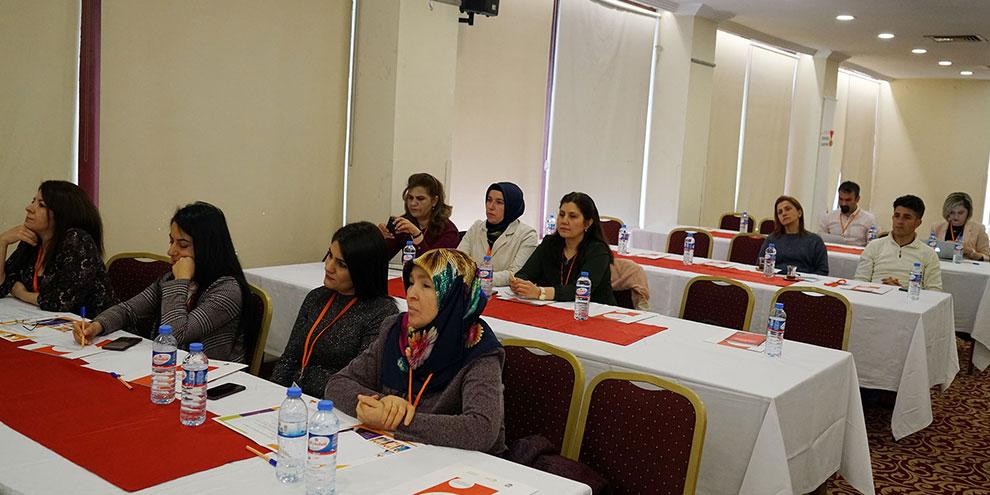Kütüphaneler bölge semineri Kahramanmaraş'ta yapıldı