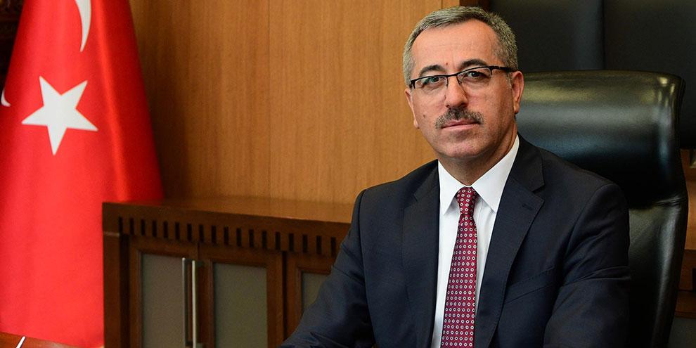 """Başkan Güngör: """"19 Mayıs Türk MİLLETİ için dönüm noktasıdır"""""""