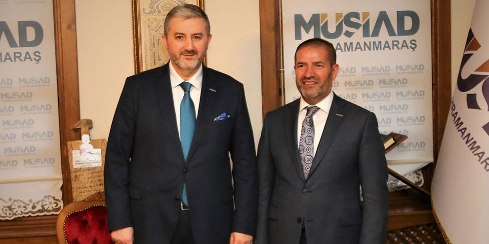 Başkan Kervancıoğlu, Bakan Albayrak'ın müjdeleri hakkında açıklama