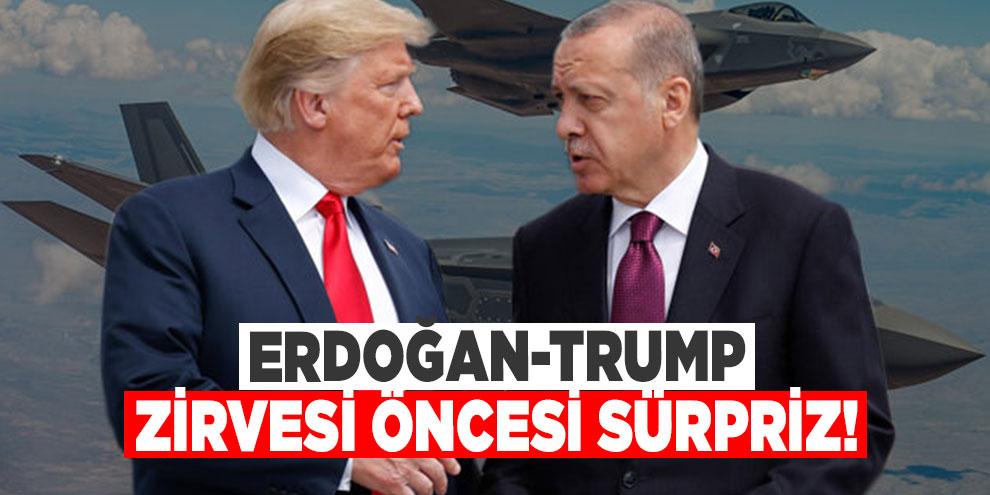 Erdoğan-Trump zirvesi öncesi sürpriz! ABD'den ilk somut F-35 yasağı
