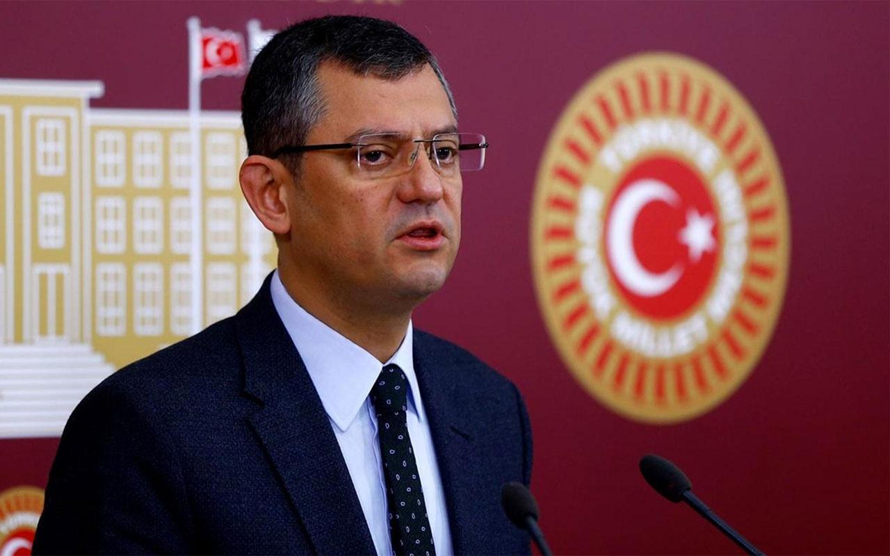 CHP'li Özgür Özel: 15 Temmuz kanlı darbe girişimiydi