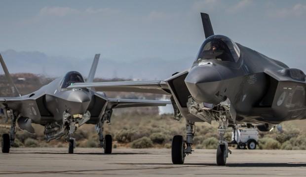 İngiltere'ye 6 adet F-35 daha teslim edildi!