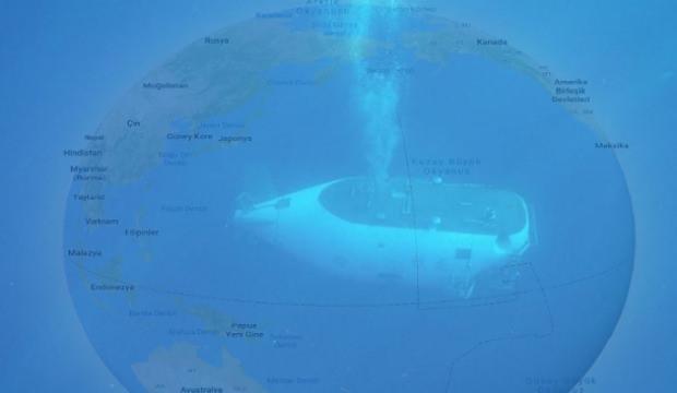 Her şey onu bulmak için! Okyanusun dibi didik didik aranıyor