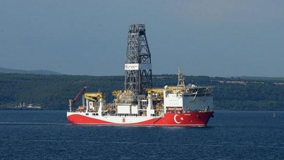 Doğu Akdeniz'de Türkiye'den yeni hamle! Ve başladı