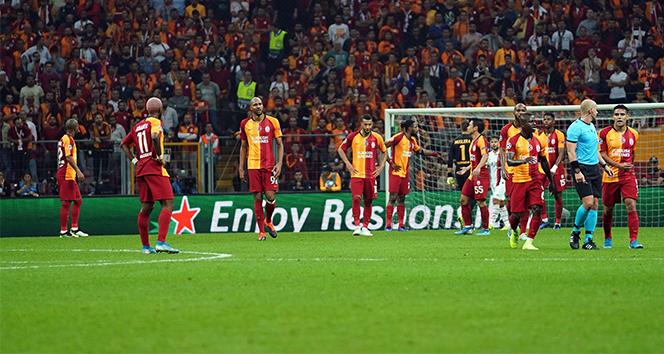 Galatasaray, PSG'ye karşı 3. mağlubiyetini aldı