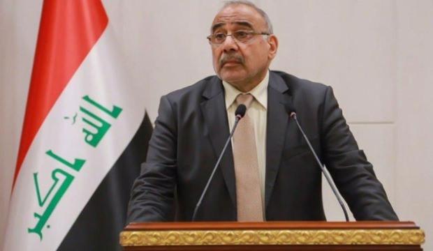 Irak'ta protestolar sürüyor! Başbakan'dan ilk açıklama geldi