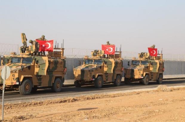 Bakanlık açıkladı: Türk askeri Fırat'ın doğusunda