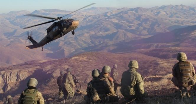 İçişleri Bakanlığı: Van Gürpınar kırsalında 4 terörist etkisiz hale getirildi