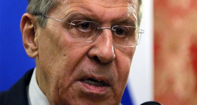 Lavrov: 'Türkiye'nin sınır güvenliği ile ilgili endişelerini anlıyoruz'
