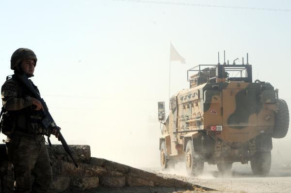 Barış Pınarı Harekatı'nda 4. Gün! 415 terörist öldürüldü