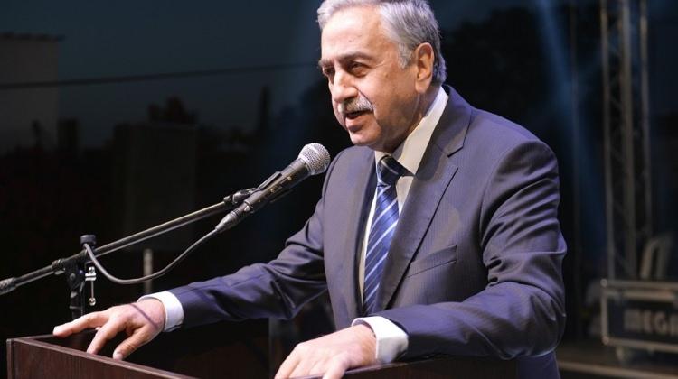 KKTC Cumhurbaşkanı Akıncı'dan skandal Barış Pınarı açıklaması