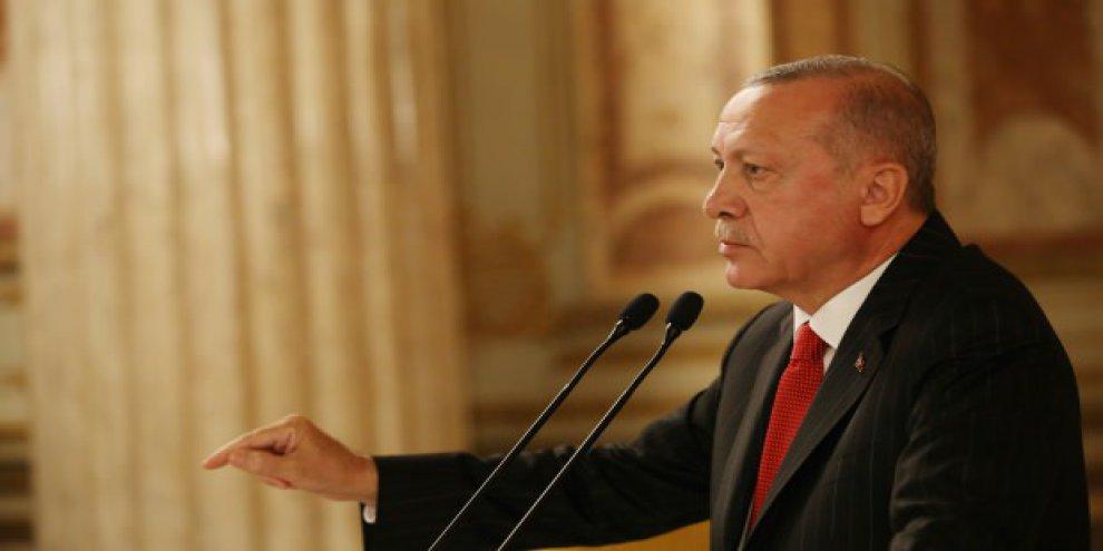 Erdoğan harekatın ne zaman biteceğini açıkladı